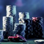 Spelen poker